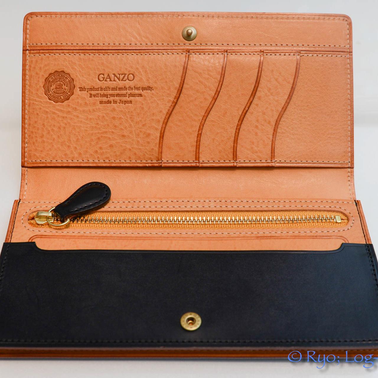 ganzo-thin-bridle 財布