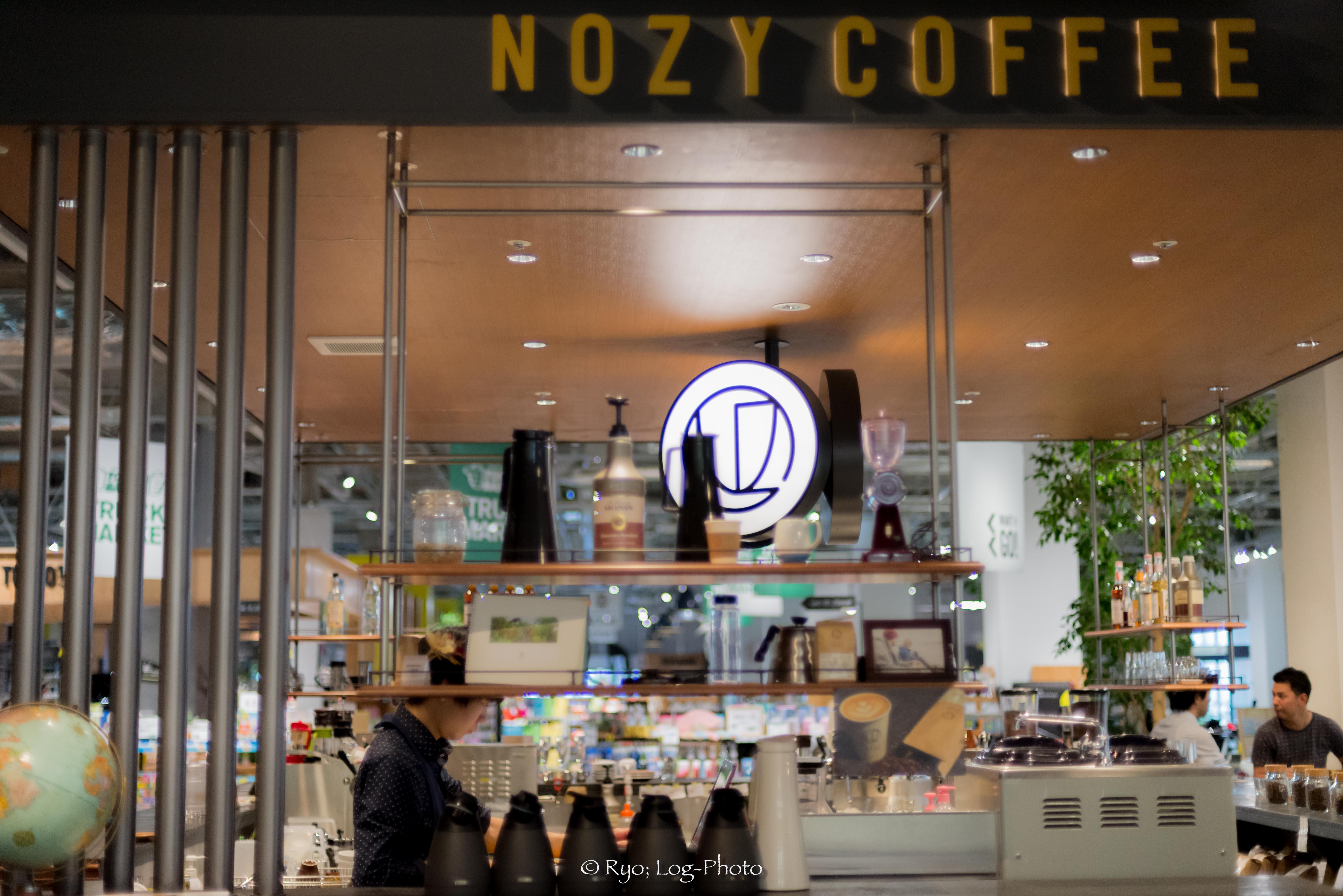 nozycoffee ノージーコーヒー 木更津 カウンター