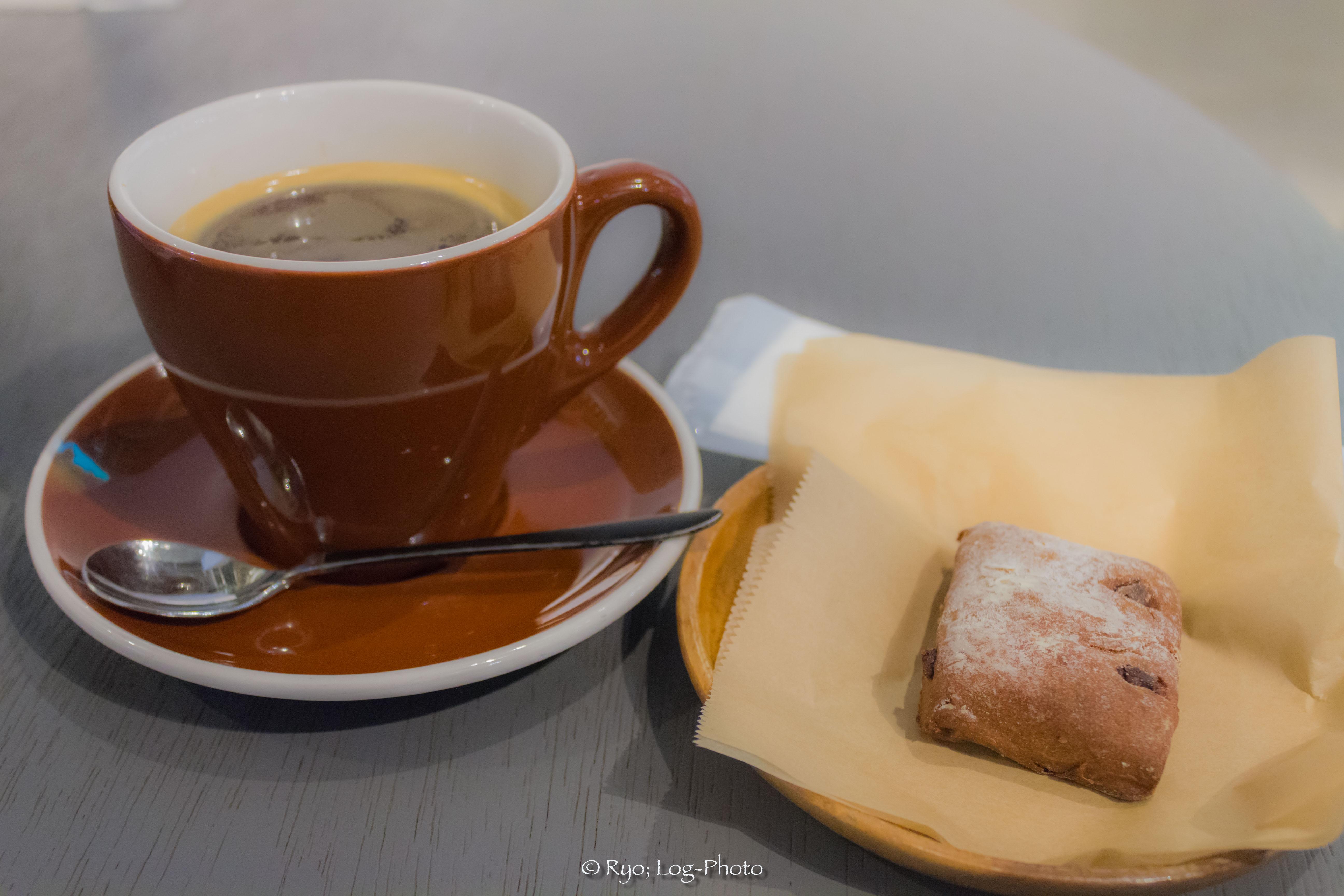 nozycoffeeノージーコーヒー木更津 コーヒーとチョコレート&オレンジ