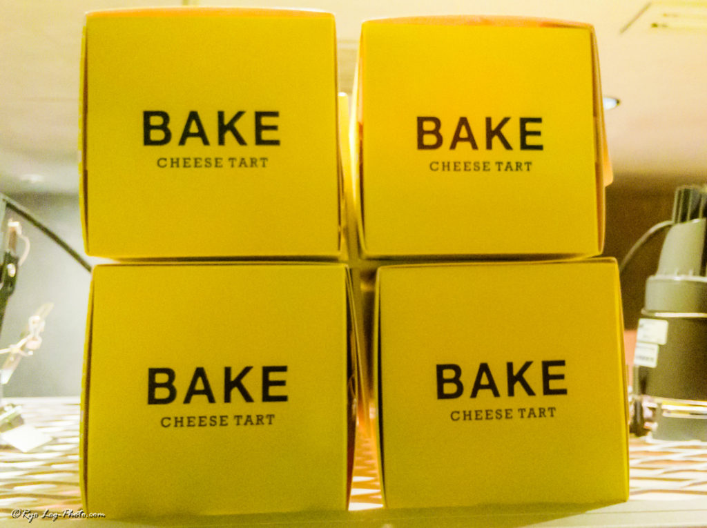 bake(ベイク)スピーディーなレジさばき