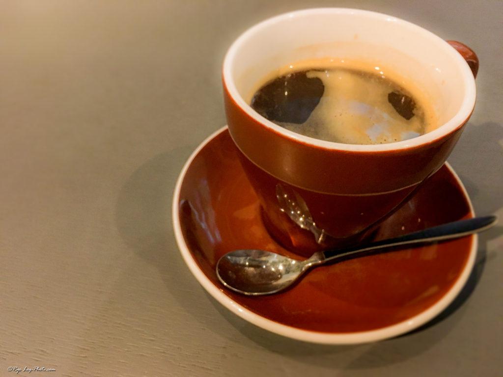 ノージーコーヒー ホットコーヒー