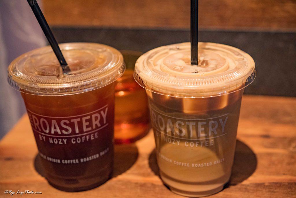 ザロースタリー、アイスコーヒー