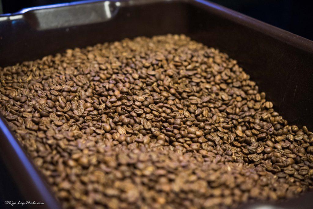 ザロースタリー 豆 焙煎