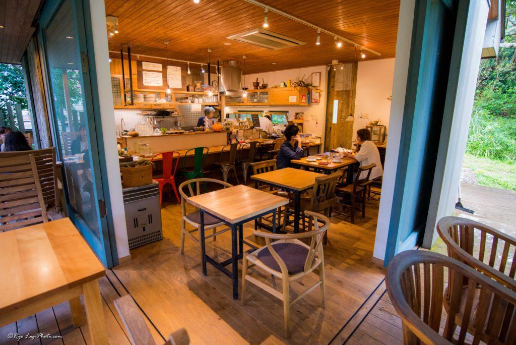 千葉県 富津 cafe グローブ