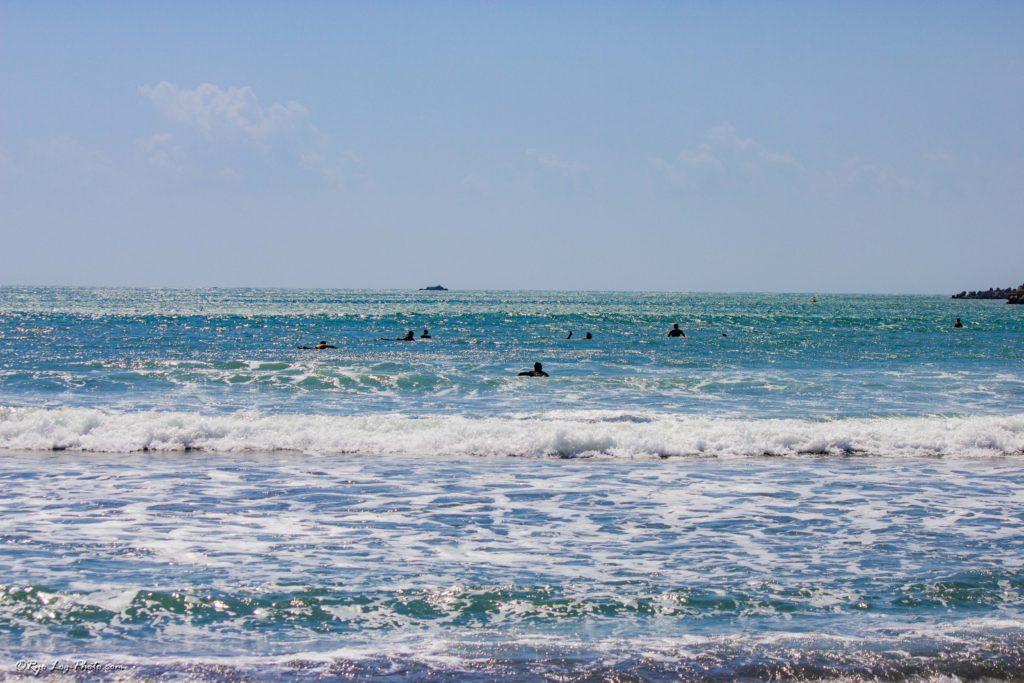 鴨川 サーフィン 海岸