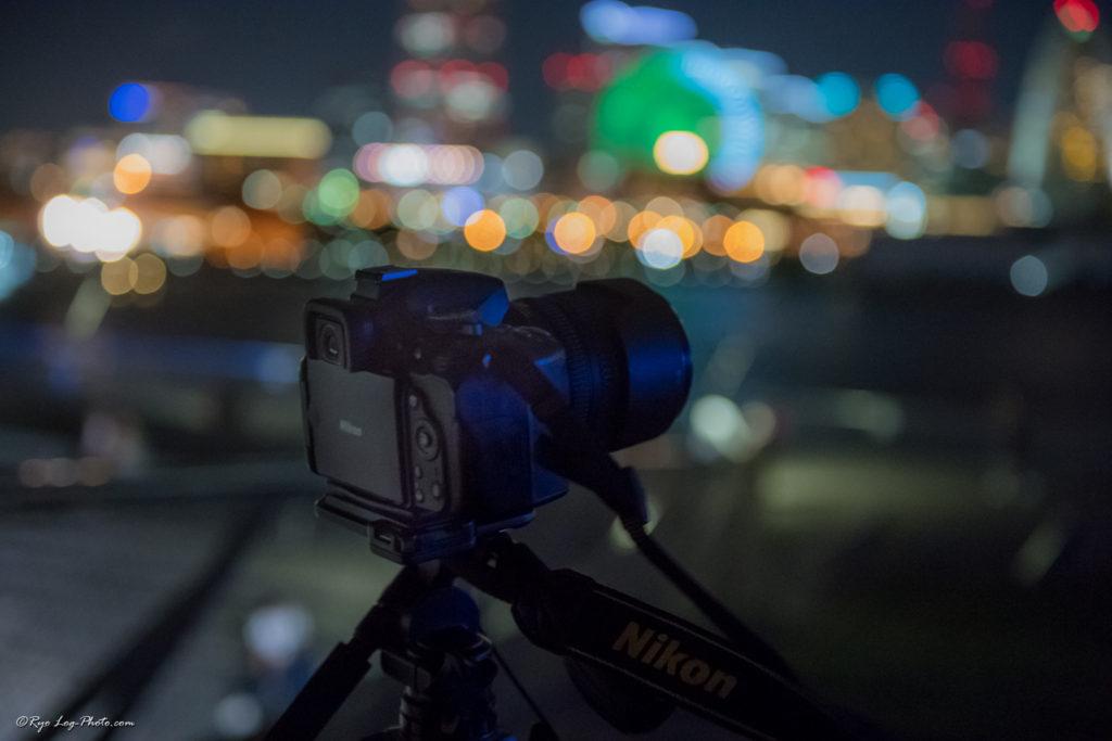 yokohama 横浜 夜景