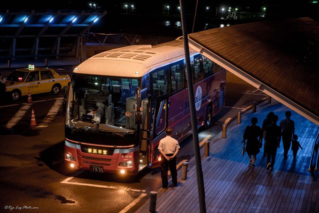大桟橋 バス