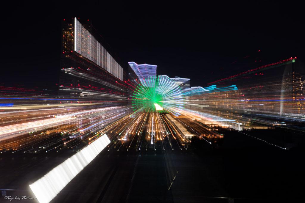 夜景撮影 ズームリング 横浜