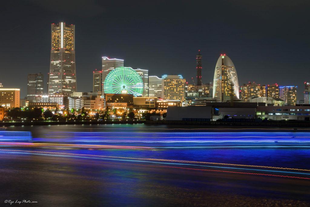 yokohama 横浜 夜景 デート