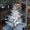 KITTEキッテ、本物のモミの木クリスマスツリーは屋内で日本最大級!東京駅からすぐ近く!