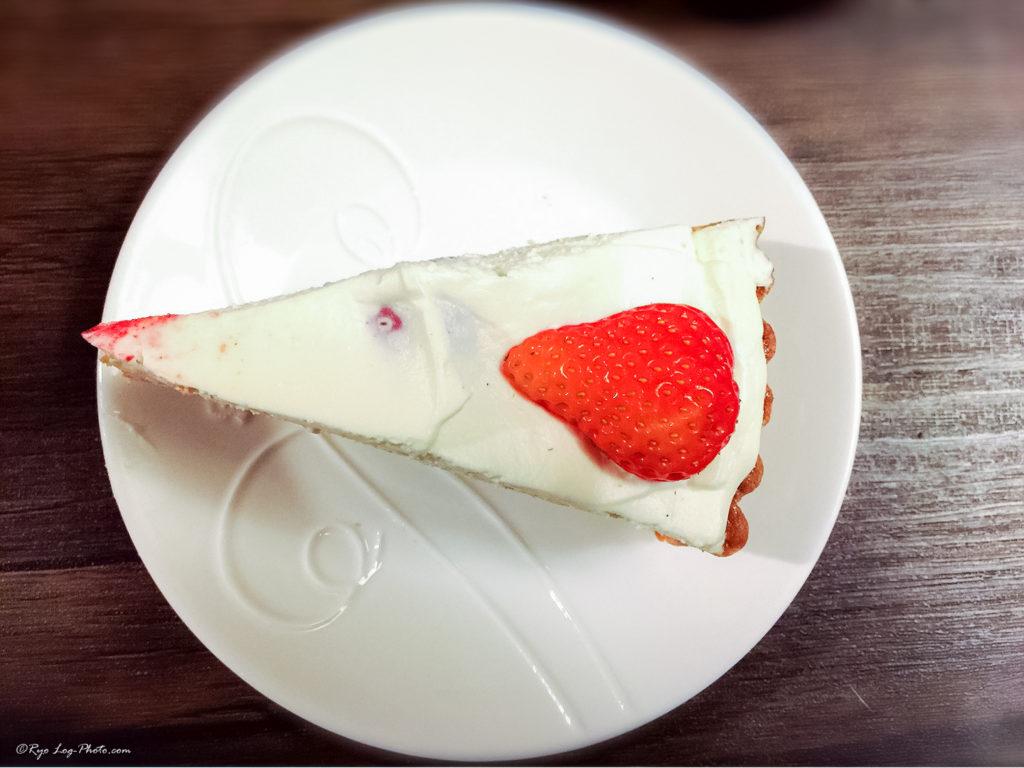 strawberry- イチゴと練乳クリームのティラミス