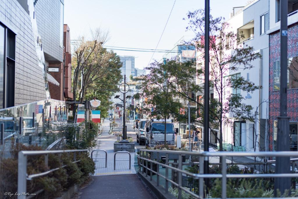 原宿 キャットストリート カフェカイラ