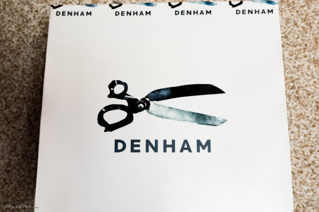 デンハム denham デニム 洗濯