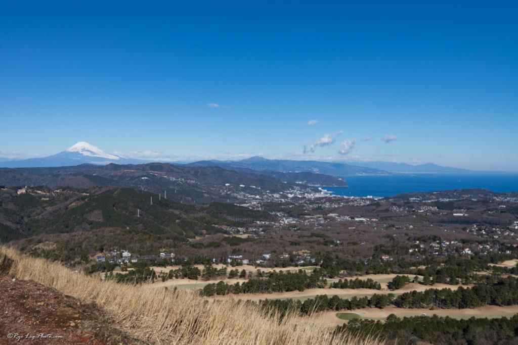Mt.ohmuro 大室山 伊豆 観光