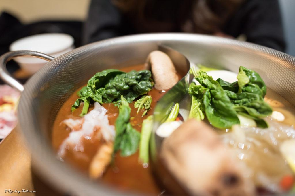 10zen 野菜 薬膳鍋
