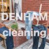 デニムで有名なDENHAM(デンハム)のリジットジーンズを履き続け約3年、初めて洗濯に出した!