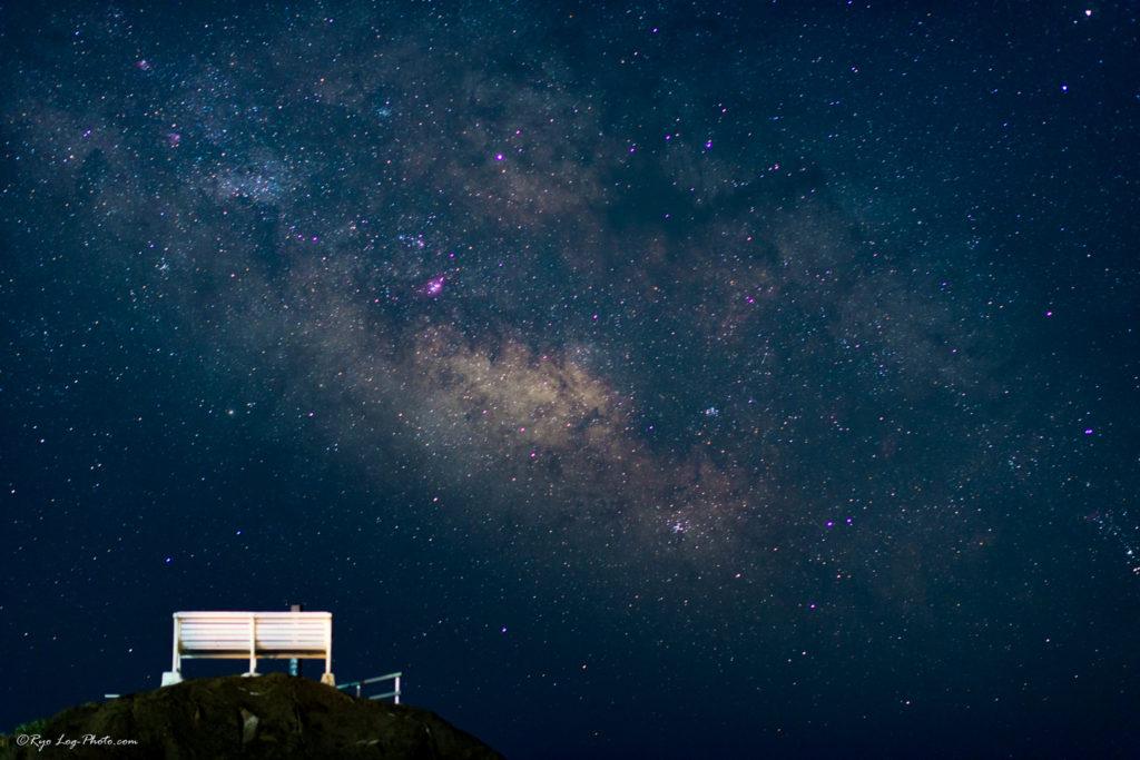 nojimazaki lighthouse 野島崎灯台 千葉 天の川