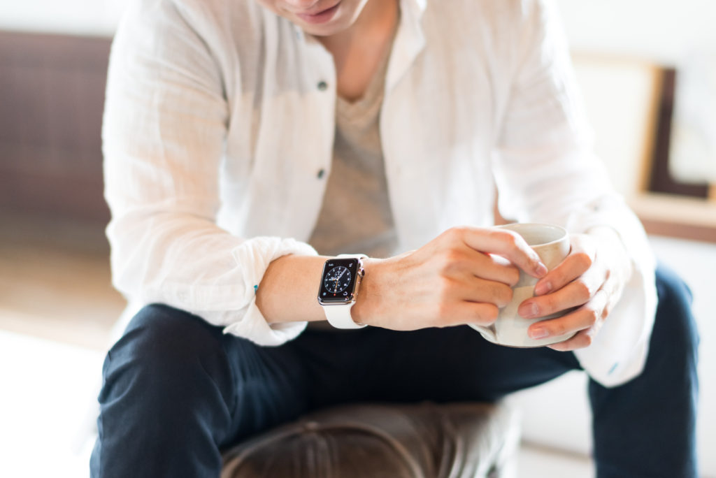 Apple Watch 返品