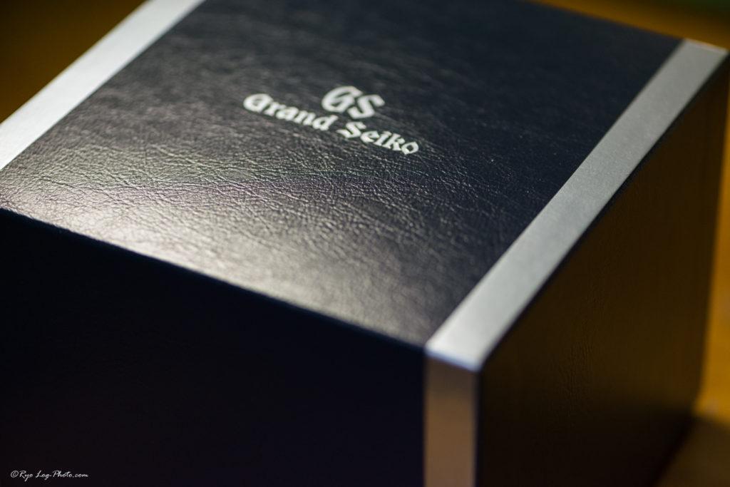 grand seiko 化粧箱