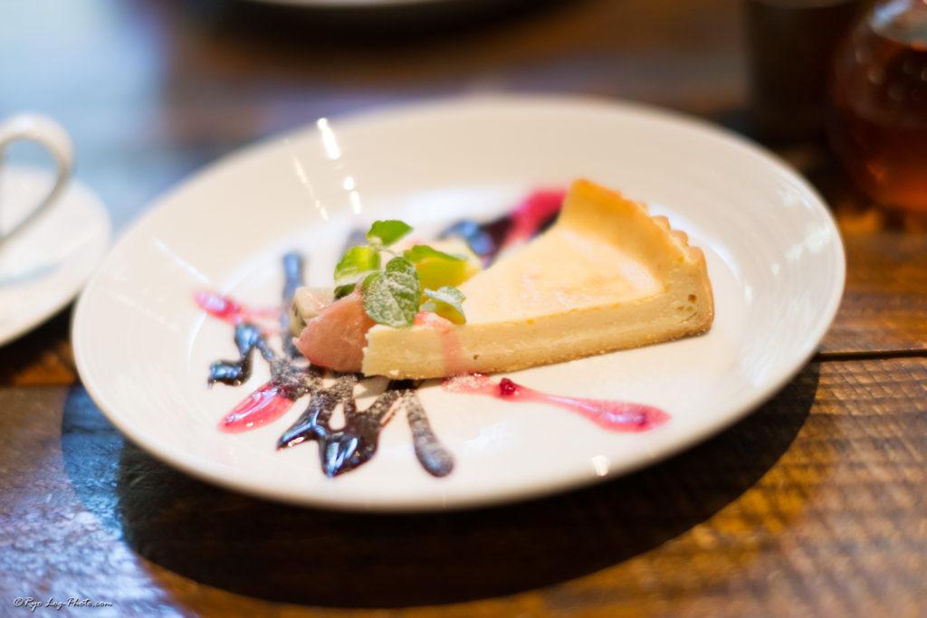 mokichi デザート ベイクドチーズケーキ