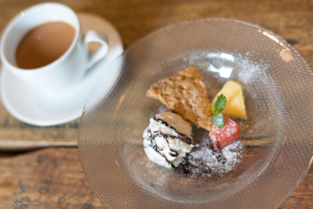 mokichi 平日限定モキチランチコース デザート