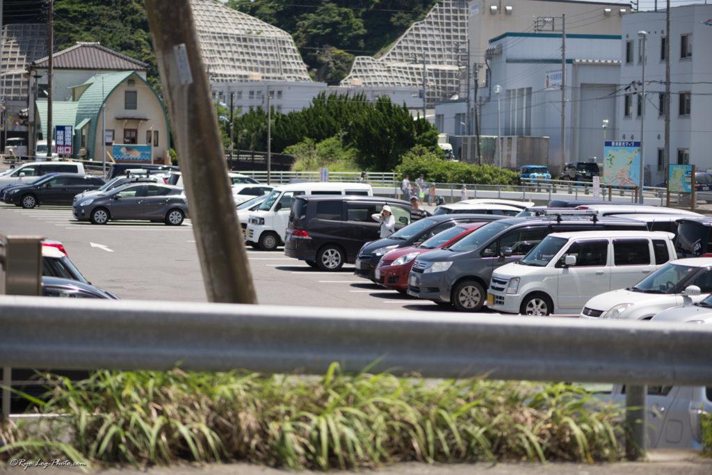 勝浦 市営駐車場