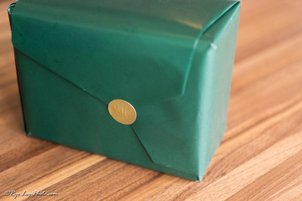 rolex 116710LN ロレックス 包装