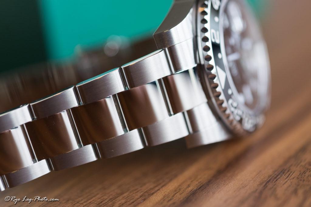 rolex 116710LN GMTマスター2 ロレックス 時計 鏡面