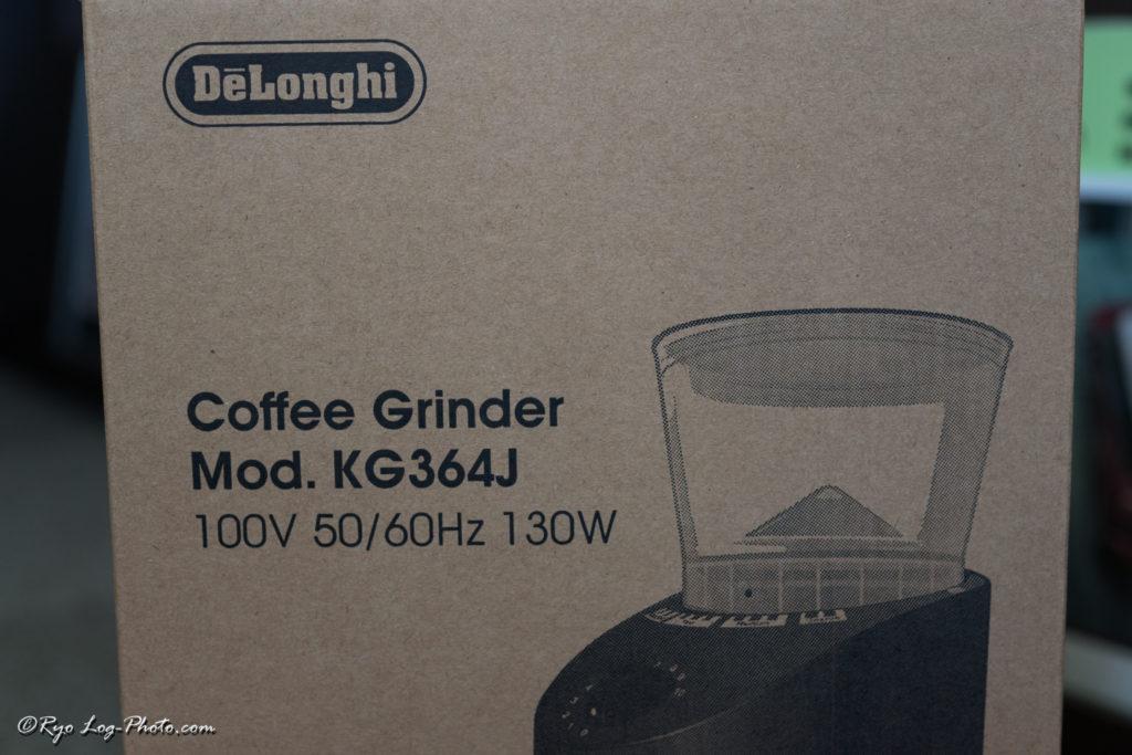 delonghi デロンギ kg364j 粗さ