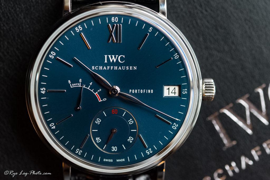 IWC_IW510106 ポートフィノ ハンドワインド エイトデイズ