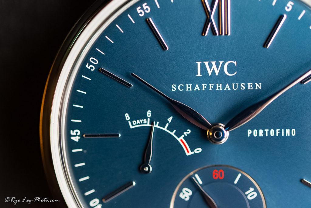 IWC IW510106 ポートフィノ ハンドワインド エイトデイズ