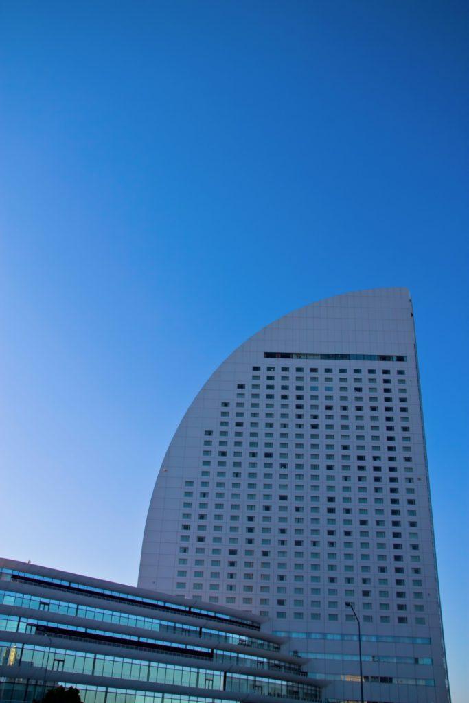 横浜 インターコンチネンタル ランチ