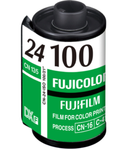 FUJI color 100 作例 フジカラー