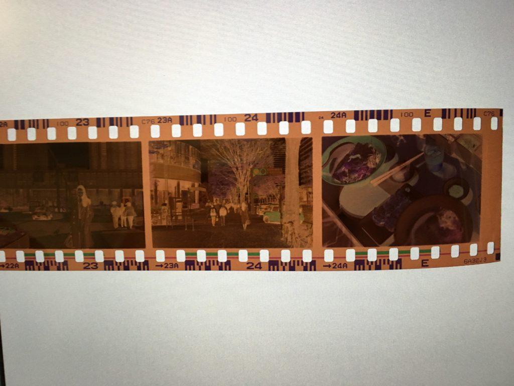 フィルムカメラ フジカラー FUJICOLOR 100 判別