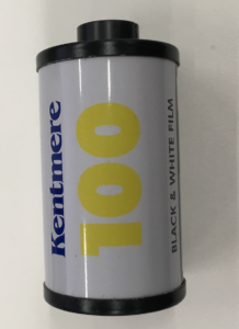 KENTMERE 100 フィルム