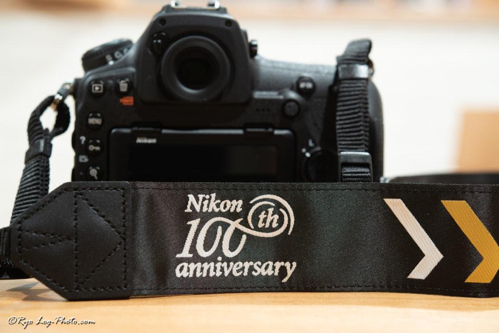 nikon D850 アローストラップ 100周年