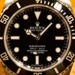 rolex 114060 サブマリーナ ノンデイト ブログ