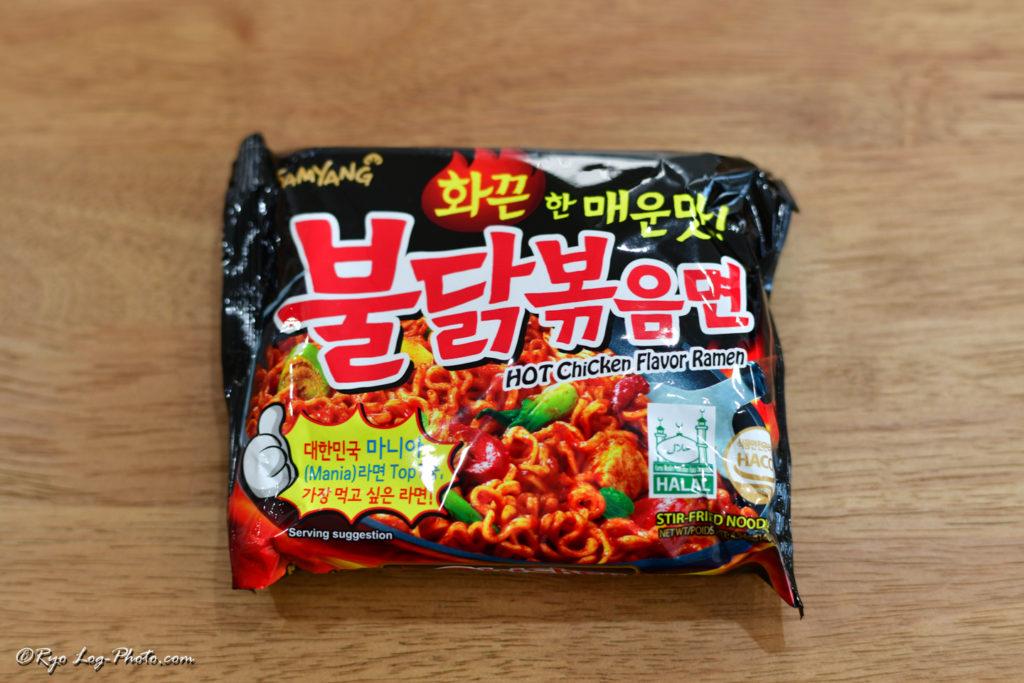 KOREA men 불닭볶음면 プルダックポックンミョン