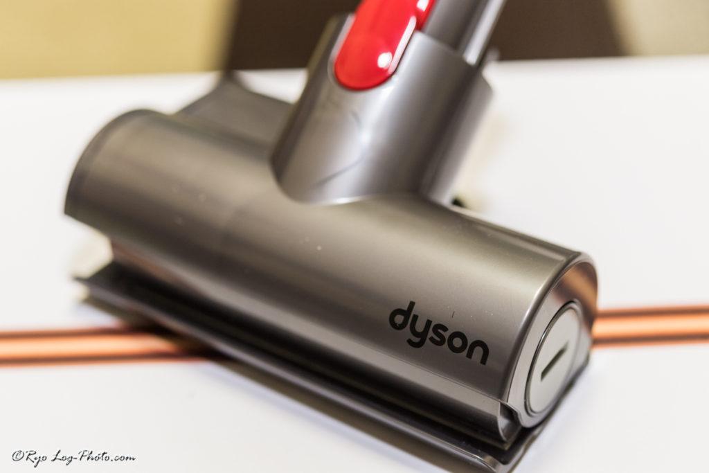 Dyson V10 Fluffy SV12 役割 ミニモーターヘッド ノズル