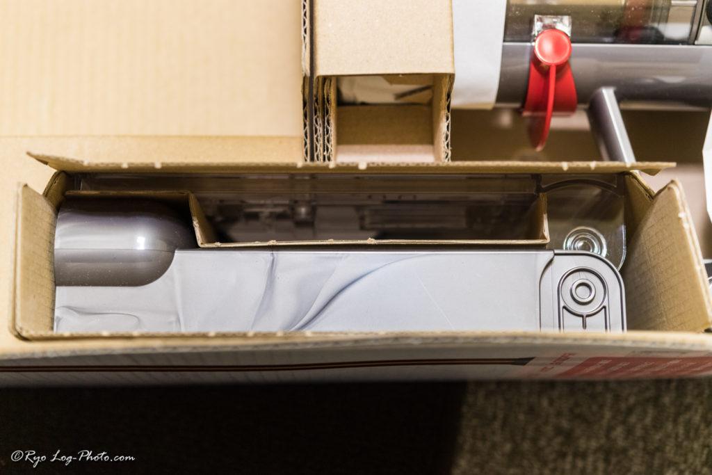 Dyson V10 Fluffy SV12 役割 収納用ブラケット