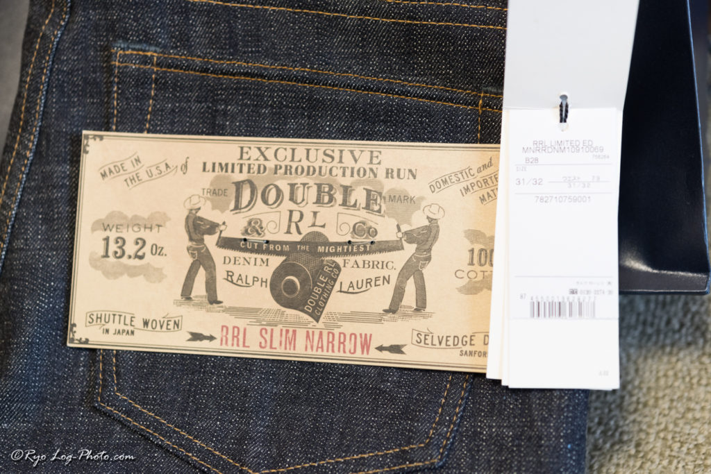 RRL Ralph Lauren slim narrow スリムナロー