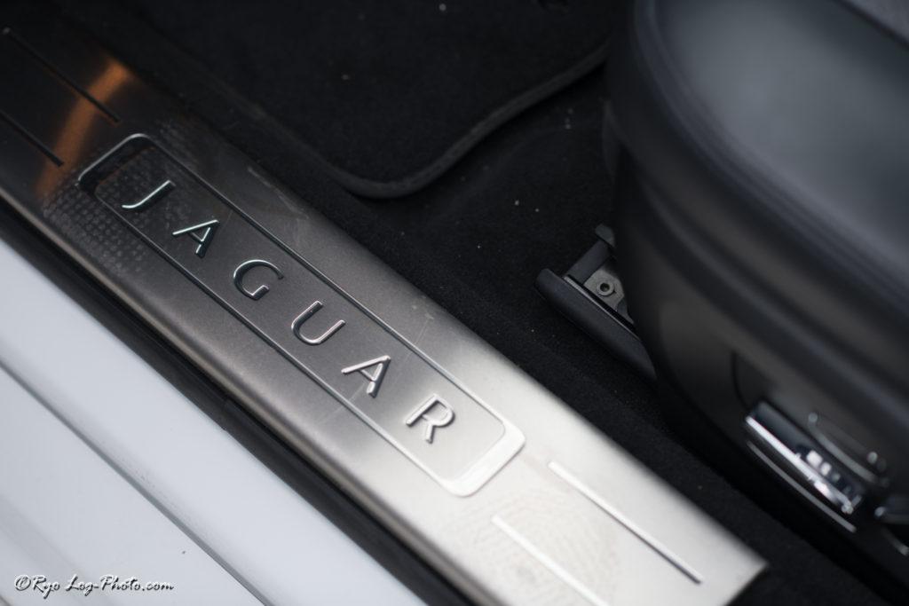 jaguar ジャガー XJ ステップガード
