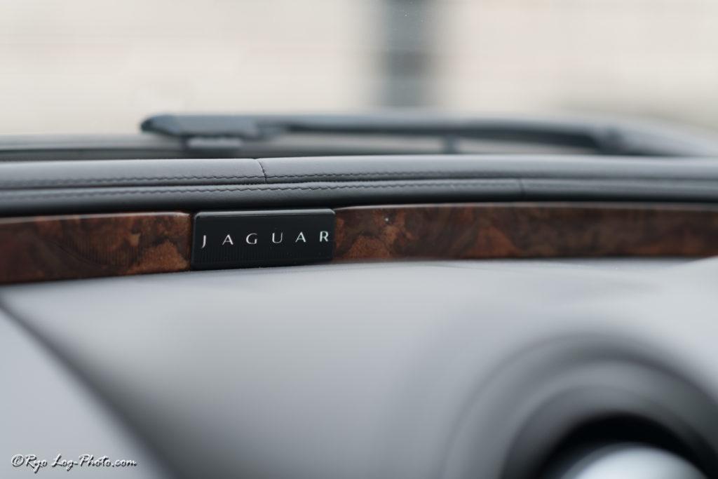 jaguar ジャガー XJ ダッシュボード