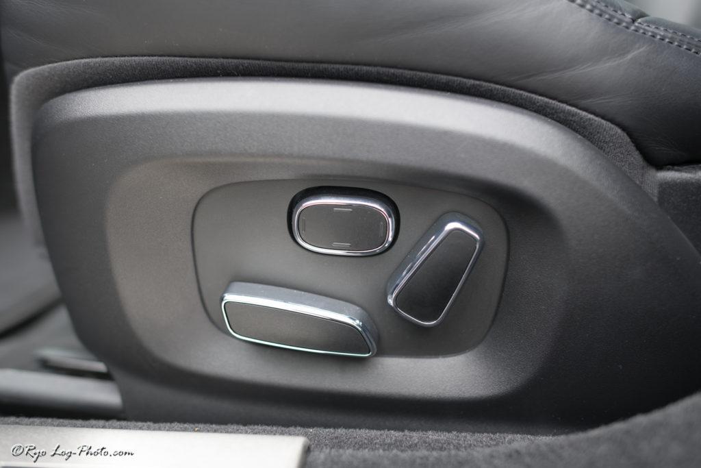 jaguar ジャガー XJ 座席