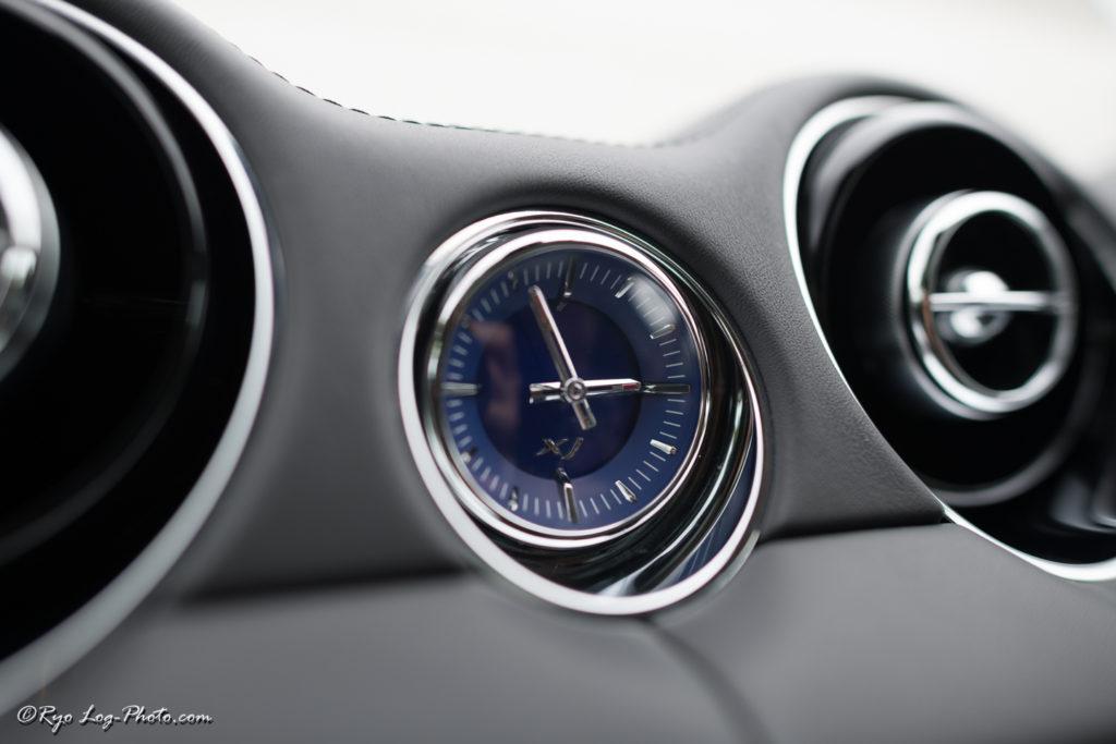 jaguar ジャガー XJ 時計