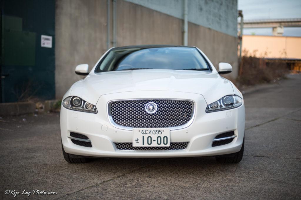 jaguar ジャガー XJ フロント