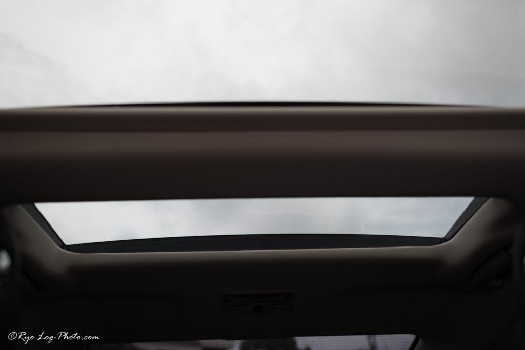 jaguar ジャガー XJ 天窓
