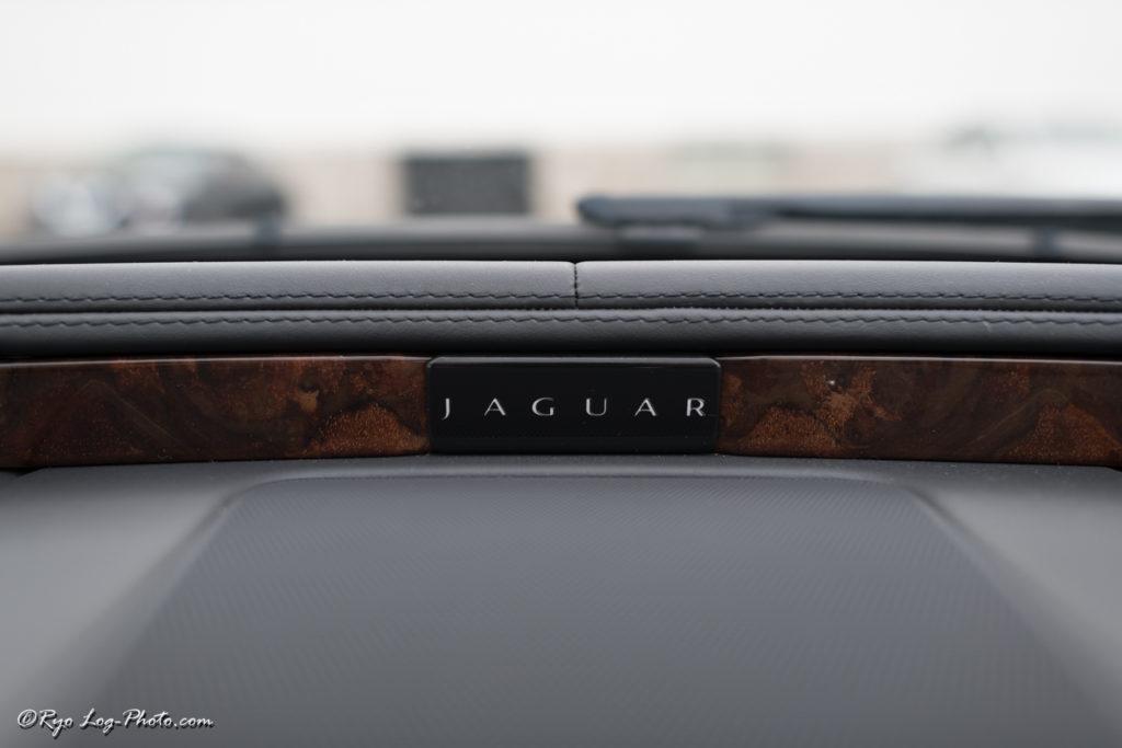jaguar ジャガー XJ センター