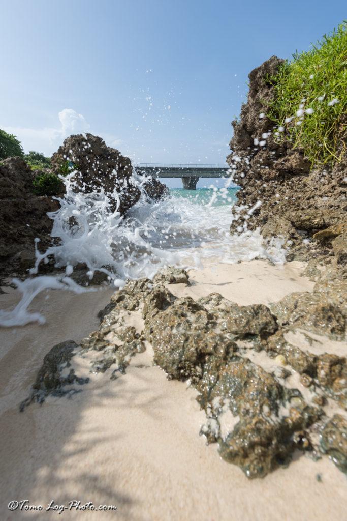 Okinawa Miyako Island 宮古島 ビーチ 与那覇前浜 海岸