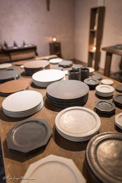 北條潤 益子焼 陶器